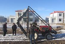 水泥杆挖坑机1.8万