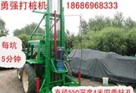 专业销售 钻坑机 小型挖坑机 路灯杆钻眼机 电线杆钻坑机