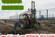 专业供应 210车型打桩机百家居瓷业施工现场 建筑地基打桩机