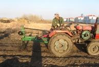 植树挖坑机5500元硬地冻土钻坑机