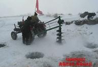 长期销售 高效冬季捕鱼破冰机 植树机挖穴机 钻冰机价格