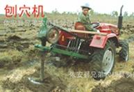 热销 便携式刨穴机 电动种树挖坑机 大棚钻孔打坑 果树刨穴机