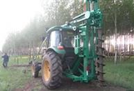 电线杆挖坑机