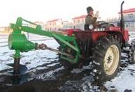 大量销售 大坑径传动轴404车型配套使用 5800元四季挖坑机